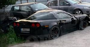 Θανατηφόρο τροχαίο στη Γλυφάδα: Παραδόθηκε στην αστυνομία ο οδηγός της Corvette