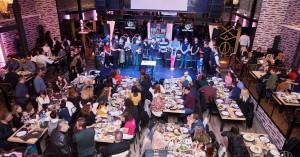Οι «Βιγλάτορες» έκοψαν την πίτα τους με πολύ κέφι και χορό (φωτο)