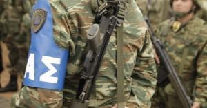 Αντισηπτικά από τα κατασχεμένα φτιάχνει ο Στρατός