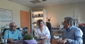 Με ιατροτεχνολογικό εξοπλισμό θα ενισχύσει η Περιφέρεια Κρήτης τα νοσοκομεία της 7ης ΥΠΕ
