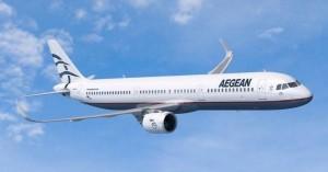 Ακυρώσεις-τροποποιήσεις πτήσεων AEGEAN και Olympic Air στις 25, 26 και 27 Νοεμβρίου 2020