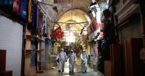 Διάγγελμα Ερντογάν για τον κορονοϊό: Πάνω από 10.000 κρούσματα στην Τουρκία με 168 νεκρούς