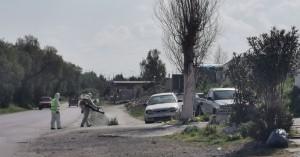 Χανιά: Δεν γίνεται σήμερα η απολύμανση καταυλισμών Ρομά λόγω καιρού