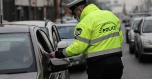 Απαγόρευση κυκλοφορίας - Ακόμη πιο εντατικοί έλεγχοι στα Χανιά (φωτο)