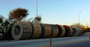 Οι κυκλοφοριακές ρυθμίσεις στον ΒΟΑΚ λόγω των έργων ηλεκτρικής διασύνδεσης