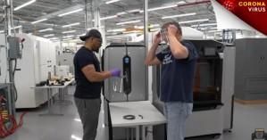 Aυτοκινητοβιομηχανίες φτιάχνουν ειδικές μάσκες προστασίας από τον κορωνοϊό