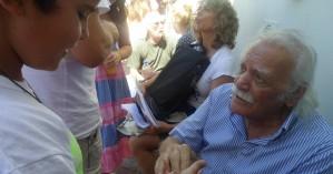 Η Ένωση Θυμάτων Ολοκαυτώματος Δήμου Βιάννου για τον θάνατο του Μανώλη Γλέζου