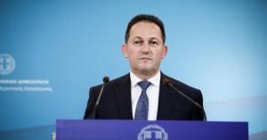 Η ενημέρωση από τον κυβερνητικό εκπρόσωπο Στέλιο Πέτσα