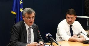 Η ενημέρωση για την επιδημία του κορωνοϊού στην Ελλάδα (Live)