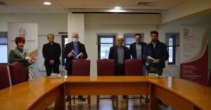 Πολυτεχνείο Κρήτης: Προστατευτικές ασπίδες προσώπου σε Νοσοκομείο και Δήμο Χανίων