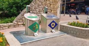 Σύστημα βυθιζόμενων κάδων ανακύκλωσης στον δήμο Αποκορώνου