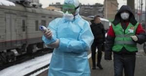 Κορονοϊός Ρωσία: 63 νέοι νεκροί και 1.157 νέα κρούσματα