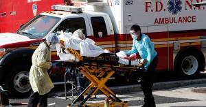 Δίχως τέλος ο εφιάλτης στη Νέα Υόρκη: 799 νεκροί σε 24 ώρες από τον κορωνοϊό