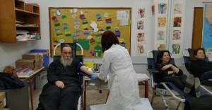 «Εθελοντική Αιμοδοσία» στον δήμο Κισσάμου (φωτο)