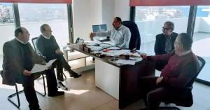 Οι Εκπρόσωποι της ΠΕΔ Κρήτης στο νέο Τεχνικό Συμβούλιο Δημοσίων Έργων και Μελετών του ΟΑΚ