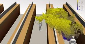 Κορονοϊός: Έτσι μπορεί να μεταδοθεί μέσα σε κλειστούς χώρους