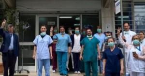 Κορωνοϊός - «Αγία Βαρβάρα»: Τι λένε γιατροί και νοσηλευτές για τον Σωτήρη Τσιόδρα