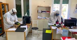 Χανιά: Κλειστό το τμήμα του γυμνασίου Αμπερίας μετά την εμφάνιση κρούσματος κορωνοϊού