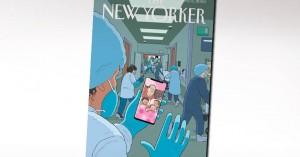 Εξώφυλλο-γροθιά στο στομάχι από το «Τhe New Yorker» για τον κορωνοϊό