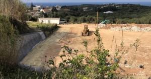 Κατασκευή νέου Γηπέδου Μοδίου στον Δήμο Πλατανιά (φωτο)
