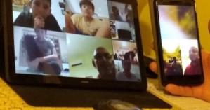 Διαδικτυακή δράση για τους μίνι παίδες του ΝΟΧ