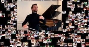 Viral βίντεο: 700 παιδιά από όλη την Ευρώπη τραγουδούν το Nessun Dorma
