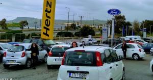 Παραχώρηση οχημάτων από την HERTZ στον Δήμο Ηρακλείου
