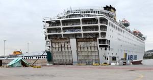 «Ελεύθεριος Βενιζέλος»: Ξεκινά η επιχείρηση στο πλοίο μετά τα 119 κρούσματα κορωνοϊού