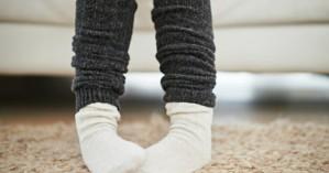 Γιατί έχετε συνέχεια κρύα πόδια - Τι μπορεί να σημαίνει αυτό για την υγεία σας