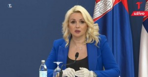 Κορωνοϊός - Σερβία: Η επιδημιολόγος που ενημερώνει τους Σέρβους για την πανδημία
