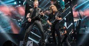 Κίνηση ανθρωπιάς των Metallica: Δώρισαν 350.000 δολάρια για την αντιμετώπιση του Covid-19