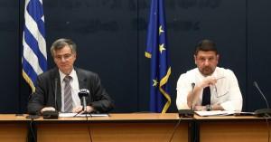 Ελλάδα - Κορονωϊός: Η ενημέρωση από τους Τσιόδρα και Χαρδαλιά (LIVE)