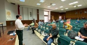 Ενημερωτική συνάντηση για την δακοκτονία στον Δήμο Φαιστού