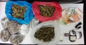 Λασίθι: Συνελήφθησαν δύο άντρες για κατοχή και διακίνηση ναρκωτικών