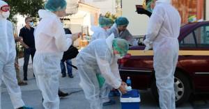 Πέντε νέα κρούσματα στον οικισμό των Ρομά στη Νέα Σμύρνη Λάρισας