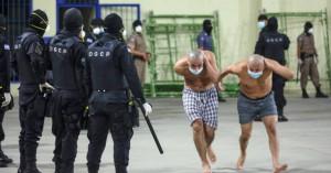 Η πανδημία «χτύπησε» φυλακή στο Ελ Σαλβαδόρ – 36 φυλακισμένοι βρέθηκαν θετικοί στον ιό