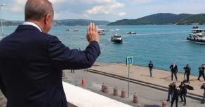 «Γιορτάζει» την Άλωση από το πρωί ο Ερντογάν – Αποδοκιμάζει την φιέστα η Ελλάδα
