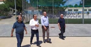 Ενδιαφέρον Διγαλάκη για τη σχολική στέγη στο Δήμο Πλατανιά - Επισκέψεις σε σχολικά κτίρια