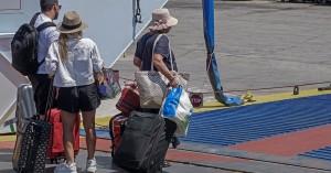 Ταξίδια με πλοία: Αυξάνεται ο αριθμός των επιβατών μετά τις 15 Ιουνίου