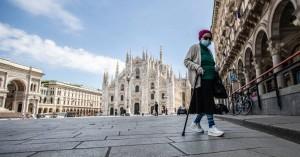 Κορωνοϊός: Νέα μείωση των κρουσμάτων και των θανάτων στην Ιταλία