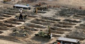 Μεξικό: 447 θάνατοι από κορονοϊό και πάνω από 3.300 κρούσματα το τελευταίο 24ωρο
