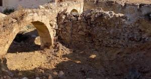 Χανιά: Ξεκίνησαν εργασίες στον προμαχώνα Mocenigo (φωτο)