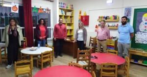 Σήκωσε μανίκια το νέο Δ.Σ. του παιδικού σταθμού στο Οροπέδιο Λασιθίου