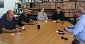 Συζήτηση στο Λιμενικό Ταμείο Χανίων για ζητήματα θαλάσσιου τουρισμού