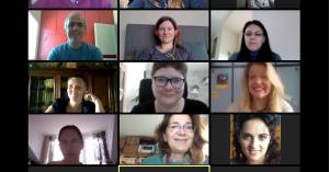ΓΕΛ Αλικιανού: Διαδικτυακή συνάντηση μελών του Ευρωπαϊκού προγράμματος ERASMUS+/KA2