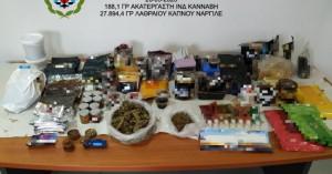 Σκύλος της Αστυνομίας έπιασε άντρα με ναρκωτικά στο λιμάνι Ηρακλείου!