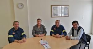 Δήμος Μινώα - Πεδιάδας: Στο επίκεντρο ο συντονισμός των δράσεων αντιπυρικής προστασίας