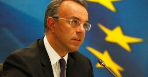 Σταϊκούρας: Τα χρήματα από την ΕΕ θα πρέπει να έρθουν το ταχύτερο δυνατό