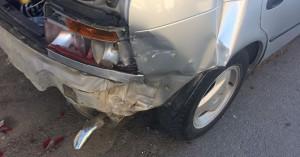 Χανιά: Του τράκαρε το αυτοκίνητο και ...