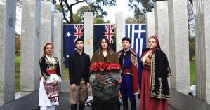 Τελετή για τη Μάχη της Κρήτης στο Ελληνικό μνημείο